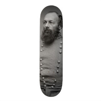 Edmund Kirby Smith Portrait American Civil War Skateboard Deck