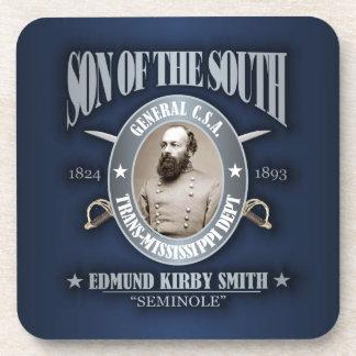 Edmund Kirby Smith (SOTS2) silver Drink Coaster