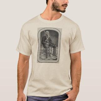 Edmund Ruffin, Rebel Fire Eater & his final rant. T-Shirt
