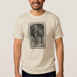 Edmund Ruffin, Rebel Fire Eater & his final rant. Tee Shirt
