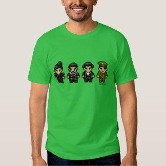 Edmund through the Ages T Shirts