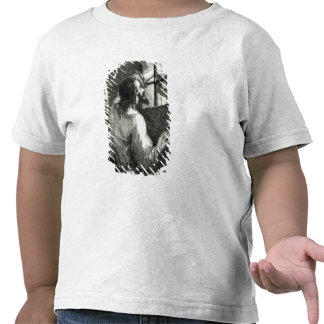 Edmundo Dantes encarcelado en el d'If del castillo Camiseta
