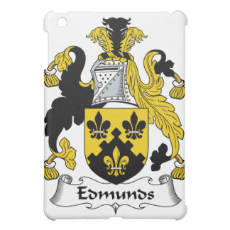Edmunds Family Crest Cover For The iPad Mini