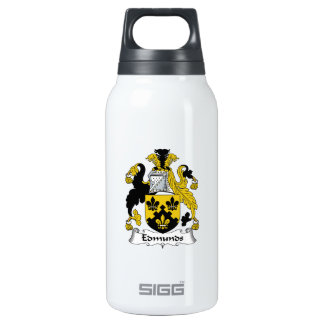 Edmunds Family Crest SIGG Thermo 0.3L Insulated Bottle