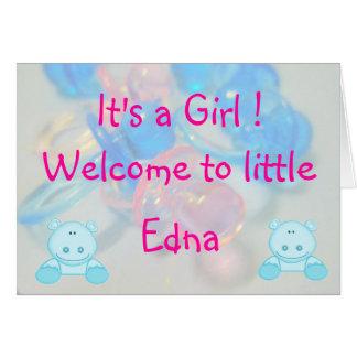 Edna Cards