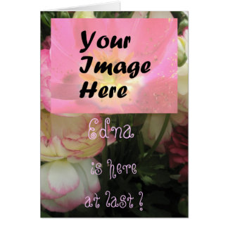 Edna Greeting Cards