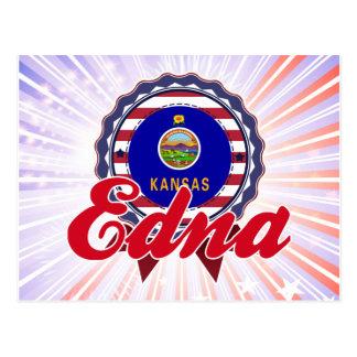 Edna, KS Post Card