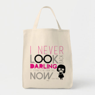Edna Mode - I Never Look Back Tote Bag
