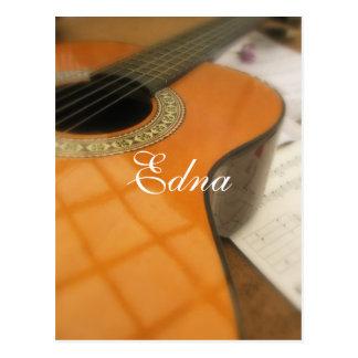 Edna Postcard