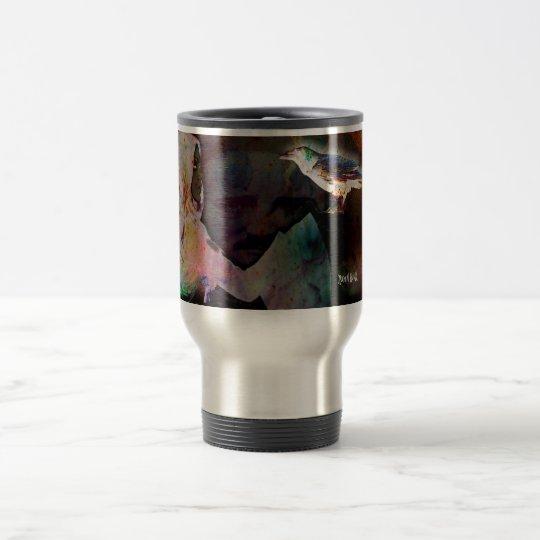 Edna Raven Poe Travel Mug