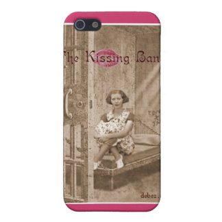 """Edna """"The Kissing Bandit:"""" Murray iPhone 5 Cover"""