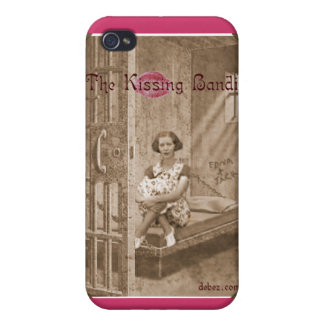 """Edna """"The Kissing Bandit:"""" Murray Cover For iPhone 4"""