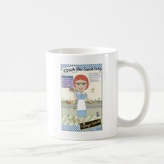 Edna The Lunch Lady Coffee Mug