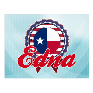Edna, TX Post Card