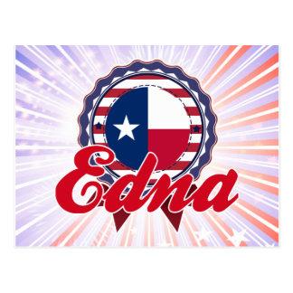 Edna, TX Postcards
