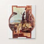 Edouard Manet - Bullfight puzzle