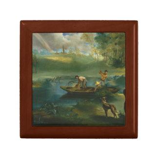 Edouard Manet - Fishing Gift Box