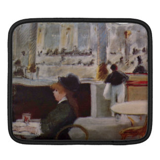 Edouard Manet - In Cafe Sleeve For iPads