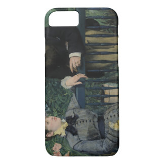 Edouard Manet - In the Conservatory iPhone 8/7 Case