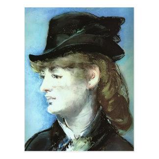 Edouard Manet-Model for Bar at the Folies-Bergère Post Card