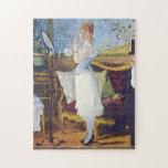 Edouard Manet - Nana puzzle