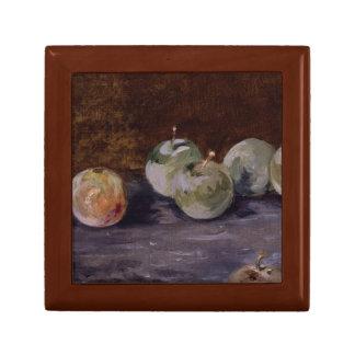 Edouard Manet - Plums Jewelry Box