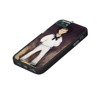 Edouard Manet- Portrait of Henry Bernstein iPhone 5 Covers