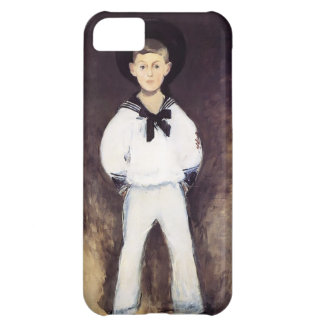 Edouard Manet- Portrait of Henry Bernstein iPhone 5C Cover