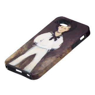 Edouard Manet- Portrait of Henry Bernstein iPhone 5 Cases