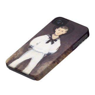 Edouard Manet- Portrait of Henry Bernstein iPhone 4 Case-Mate Cases