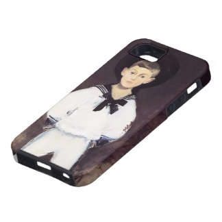Edouard Manet- Portrait of Henry Bernstein iPhone 5 Cover