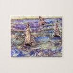 Edouard Manet - Seascape 1873 puzzle