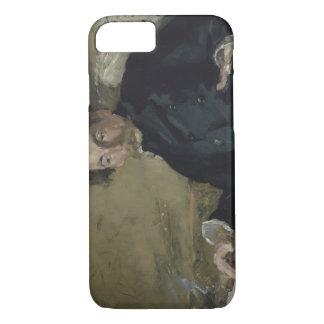 Edouard Manet - Stephane Mallarme iPhone 7 Case