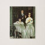 Edouard Manet- The Balcony Puzzle