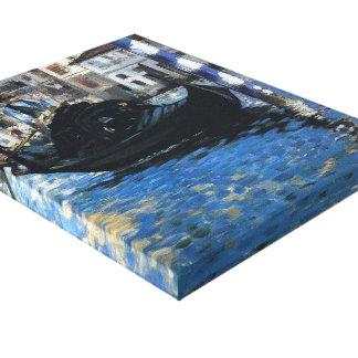Edouard Manet- The grand canal of Venice Canvas Prints