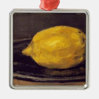 Edouard Manet- The Lemon Ornament