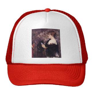 Edouard Manet- The Milliner Trucker Hat