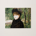 Edouard Manet- The stroll Jigsaw Puzzle
