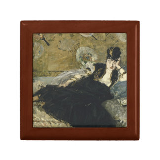 Edouard Manet - Woman with Fans Gift Box
