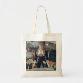 Edouard Manet's A Bar at the Folies-Bergère Tote Bag