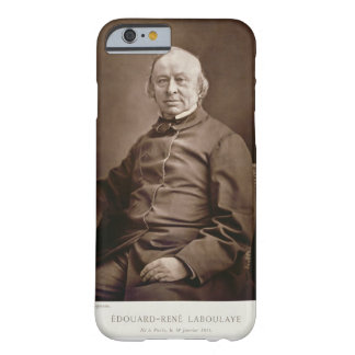 Edouard-Rene Laboulaye (1811-83), from 'Galerie Co iPhone 6 Case