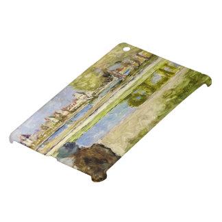 Edouard Vuillard- ChateauofFontainebleau Case For The iPad Mini