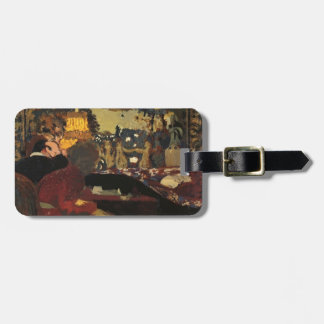 Edouard Vuillard- In front of a Tapestry Luggage Tag