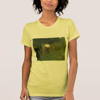 Edouard Vuillard- Man and Woman beneath a Tree Shirts
