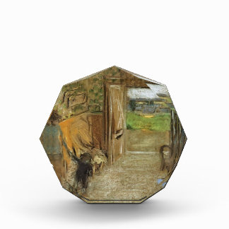 Edouard Vuillard:Vestibule at Saint Jacut mer Acrylic Award