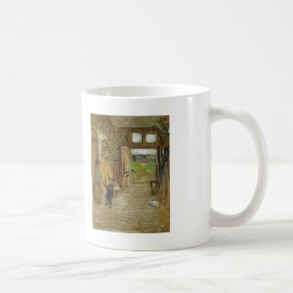 Edouard Vuillard:Vestibule at Saint Jacut mer Coffee Mug