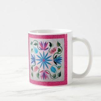 Edredón banal taza de café