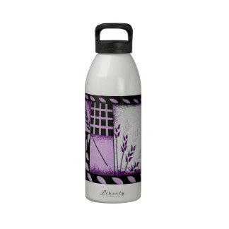 Edredón de encargo 22 botellas de agua reutilizables