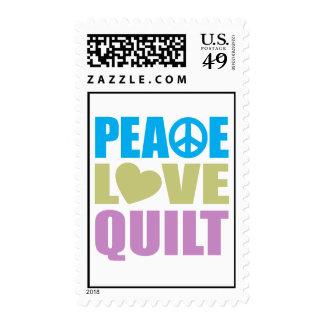 Edredón del amor de la paz envio