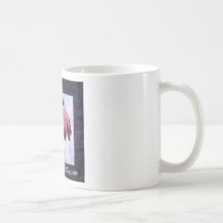 Edredón del arte de la flor del cono taza